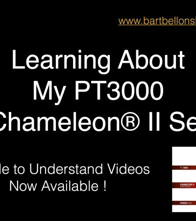 Informative Links to help you set up and use your PT3000 Chameleon® II Collar Receiver and Finger-Kick !